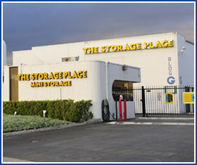 Elegant Fountain Valley / Huntington Beach Self Storage Units