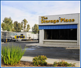 The Storage Place Riverside / Corona Self-Storage